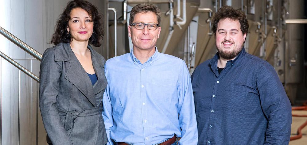 Erfolgreiche Geschäftsentwicklung Für Glaabsbräu