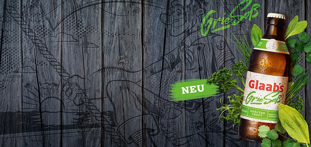 Glaabsbräu Bringt Das Hessische Craft Glaab's Grie Soß Auf Den Markt