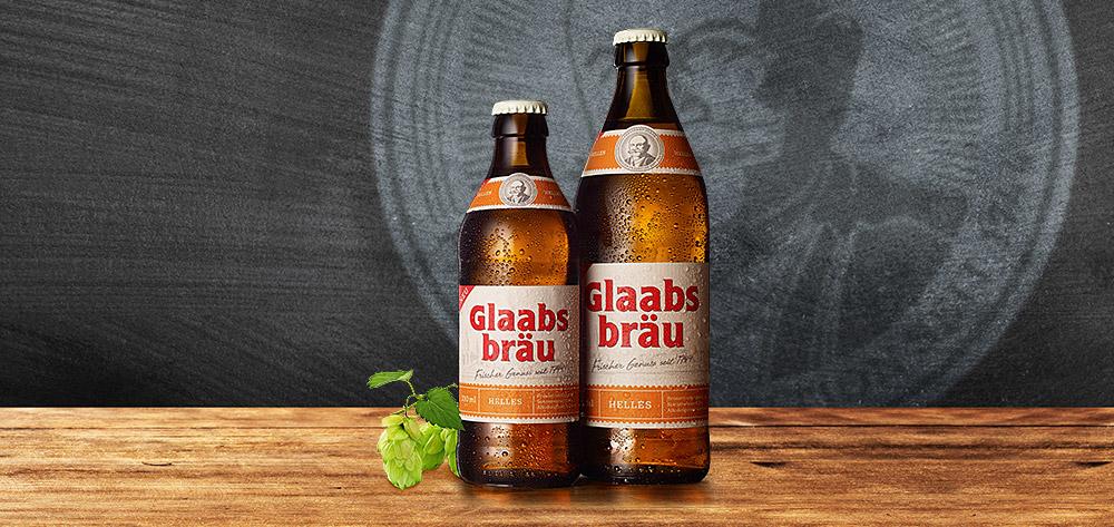"""Glaabsbräu Erweitert Mit Einem """"Hellem"""" Ihr Craft-Bier-Sortiment"""