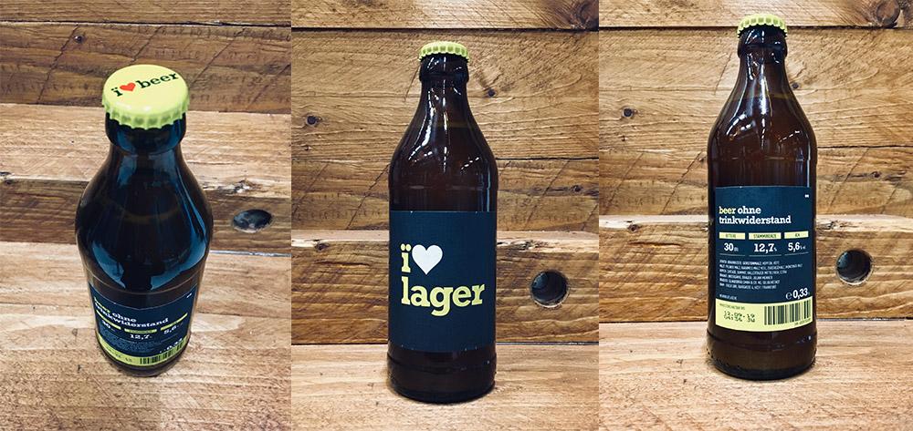 Gemeinsames Bier Von Frankfurter Craftbier Bar Naïv Und Glaabsbräu Am Start