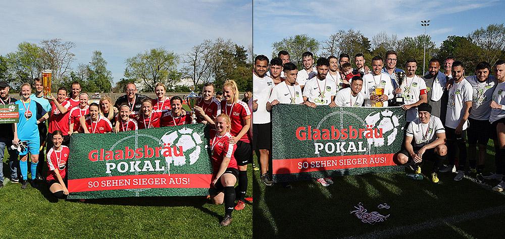 Glaabsbräu Pokalendspiele Offenbach Bei Kaiserwetter