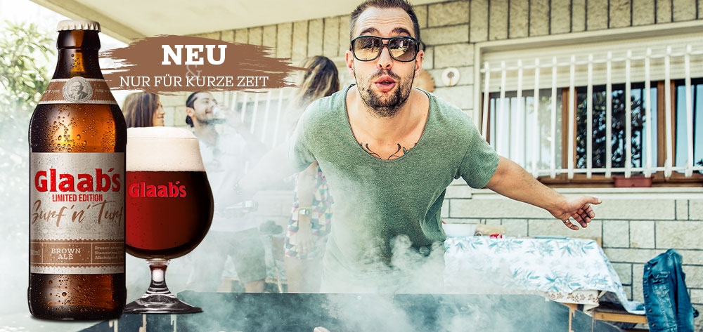 Bier-Innovation Aus Hessen – Glaab´s Surf ´n´ Turf