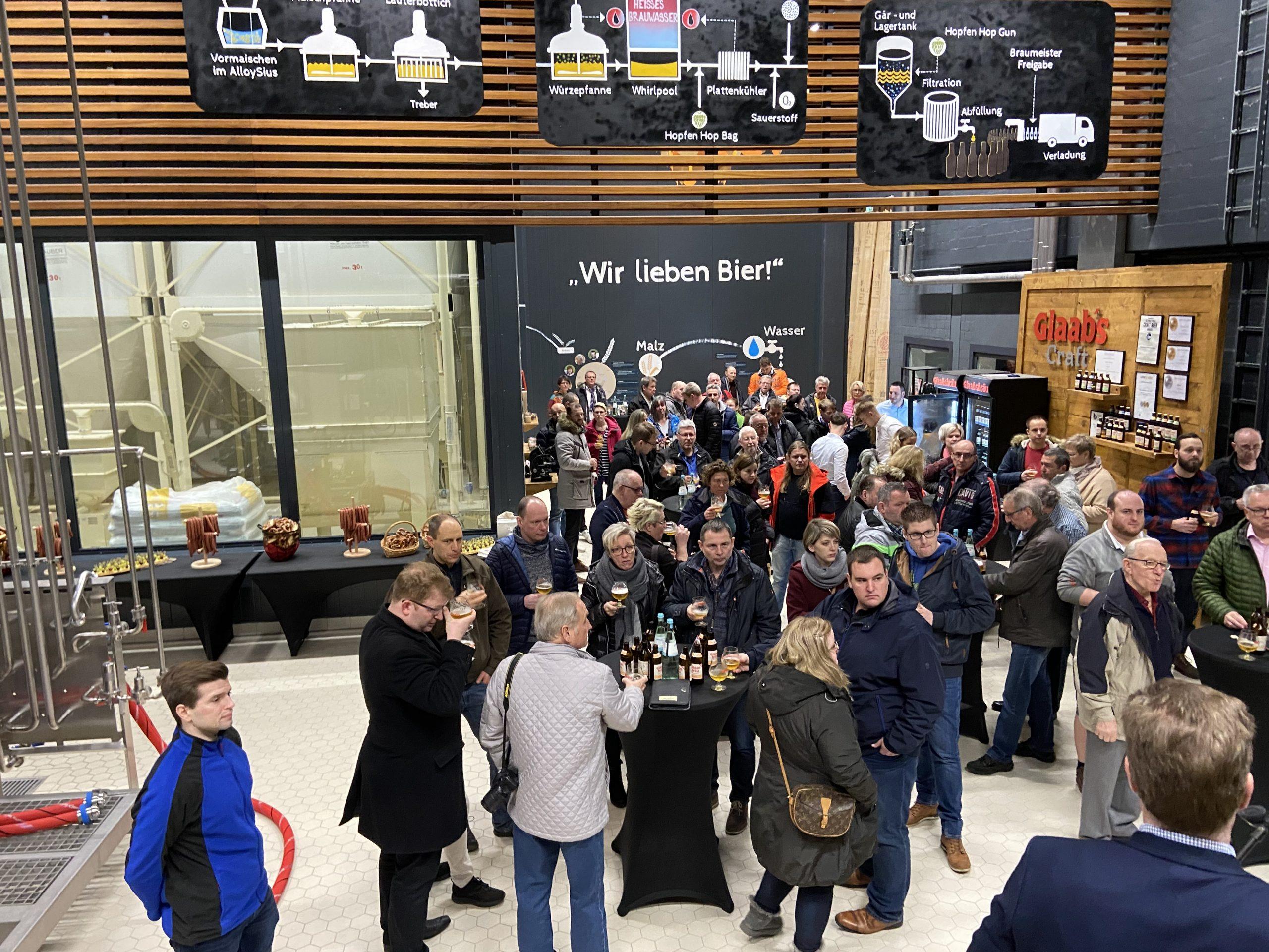 Glaabsbräu Präsentiert Bei Produkteinführung Neue Alkoholfreie Biere